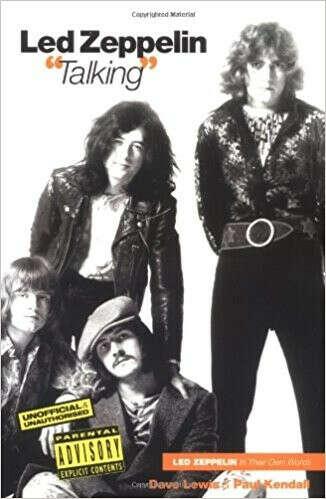 Dave Lewis - Led Zeppelin Talking