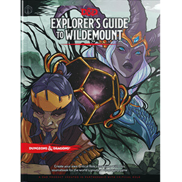 Explorer's Guide to Wildemount																By Matthew Mercer/Wizards RPG Team