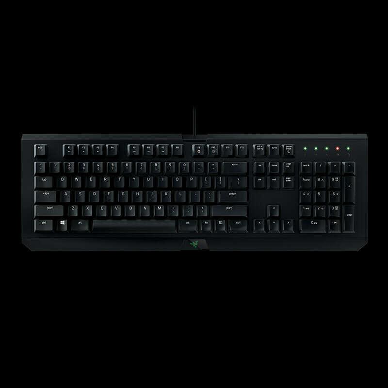 Razer BlackWidow X  - Механическая безрамочная игровая клавиатура на переключателях Razer Green Switch