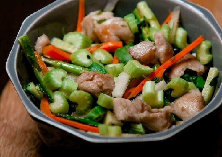 Научиться готовить по АИП (Learn to COOK)
