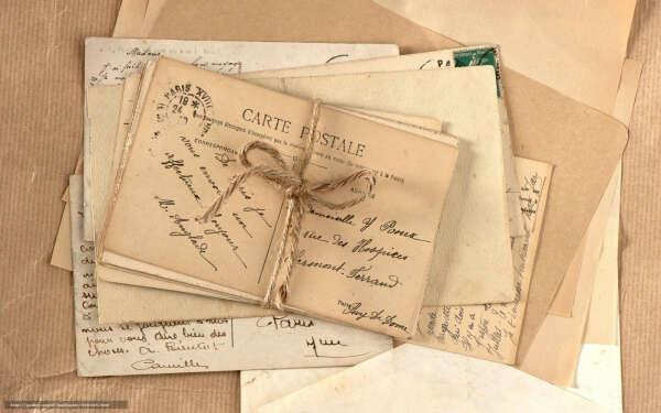 Почтовые открытки от вас:)