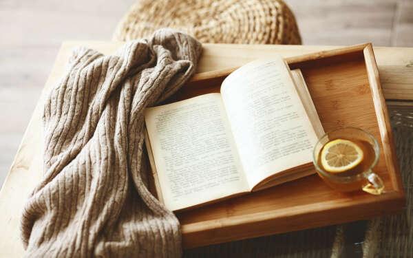 Читать не менее одной книги в месяц