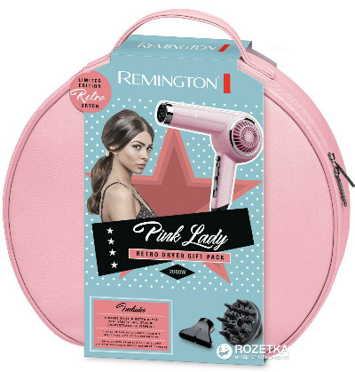 Ретро фен REMINGTON