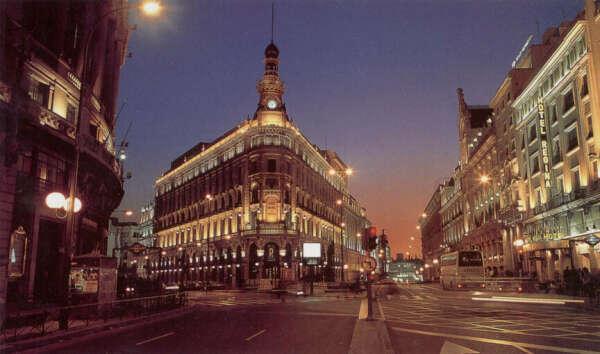 Побывать в Испании