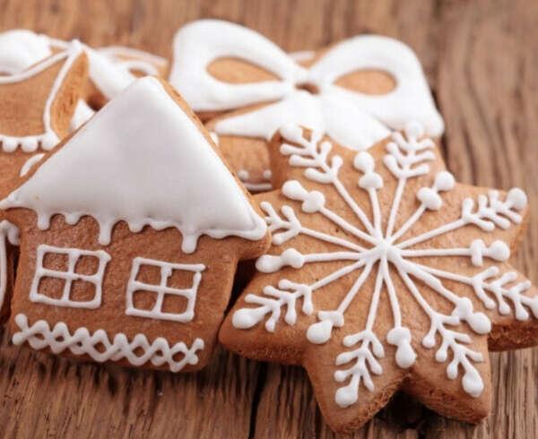собрать подруг и испечь новогодние печеньки и пряники