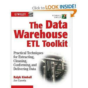 The Data Warehouse ETL Toolkit