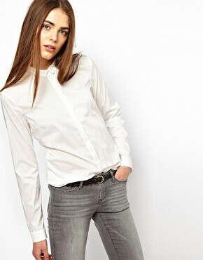 Белая рубашка Esprit