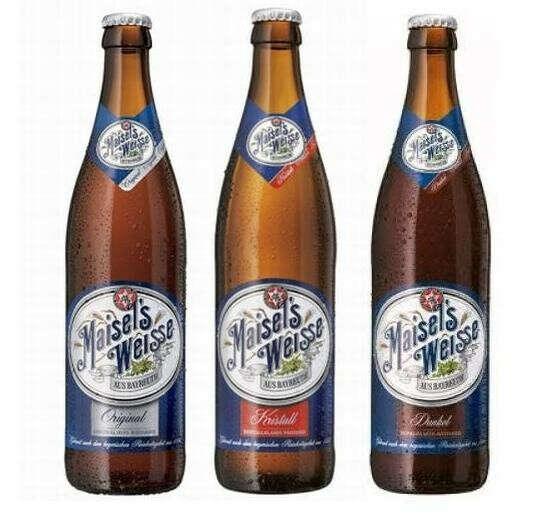 Пиво Maisel's Weisse