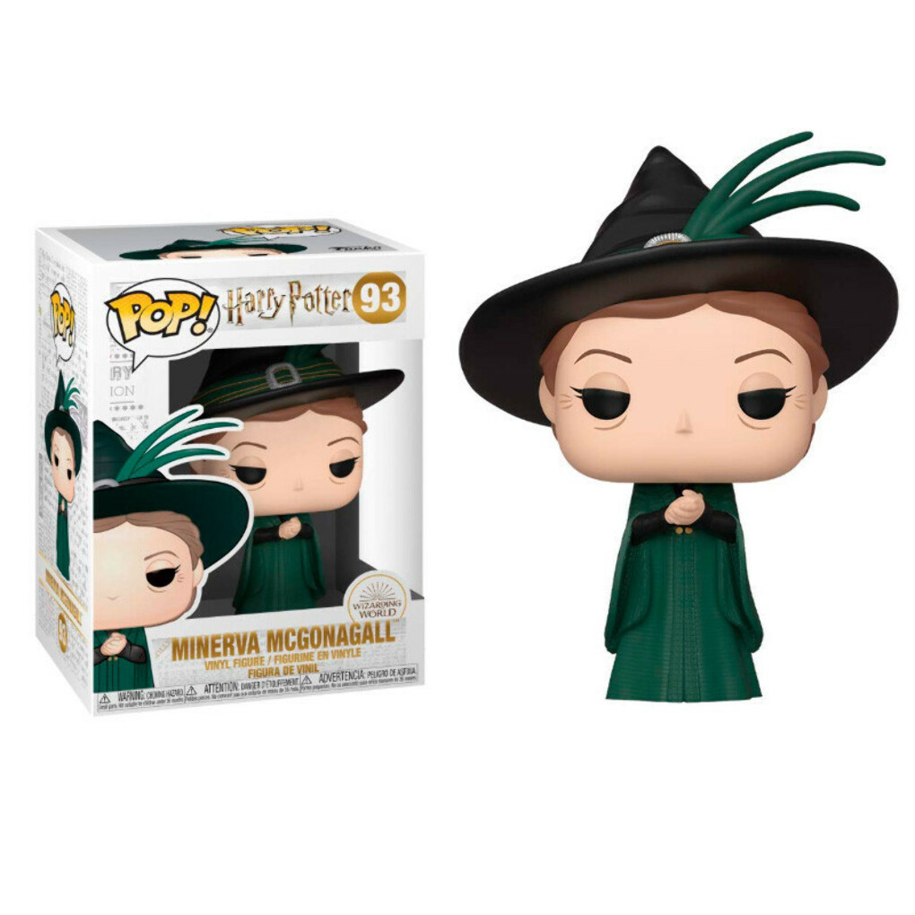 Фигурка Funko Pop Фанко Поп Гарри Поттер Минерва Макгонагалл Harry Potter Minerva McGonagall 10 см HP MM 93, ціна 490 грн., купити Киев — Prom.ua (ID#1112656052)