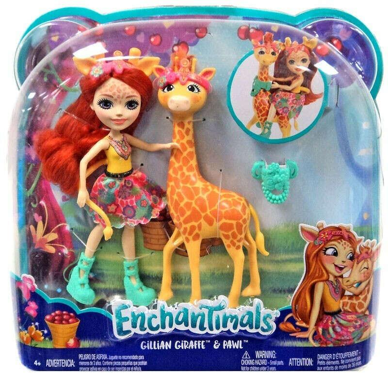 Девочка-жираф