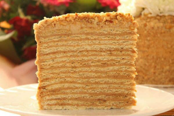 Наськин торт