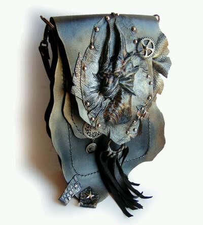 Рюкзак с рисунком дракона или в виде дракона