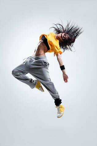 Хочу танцевать hip-hop
