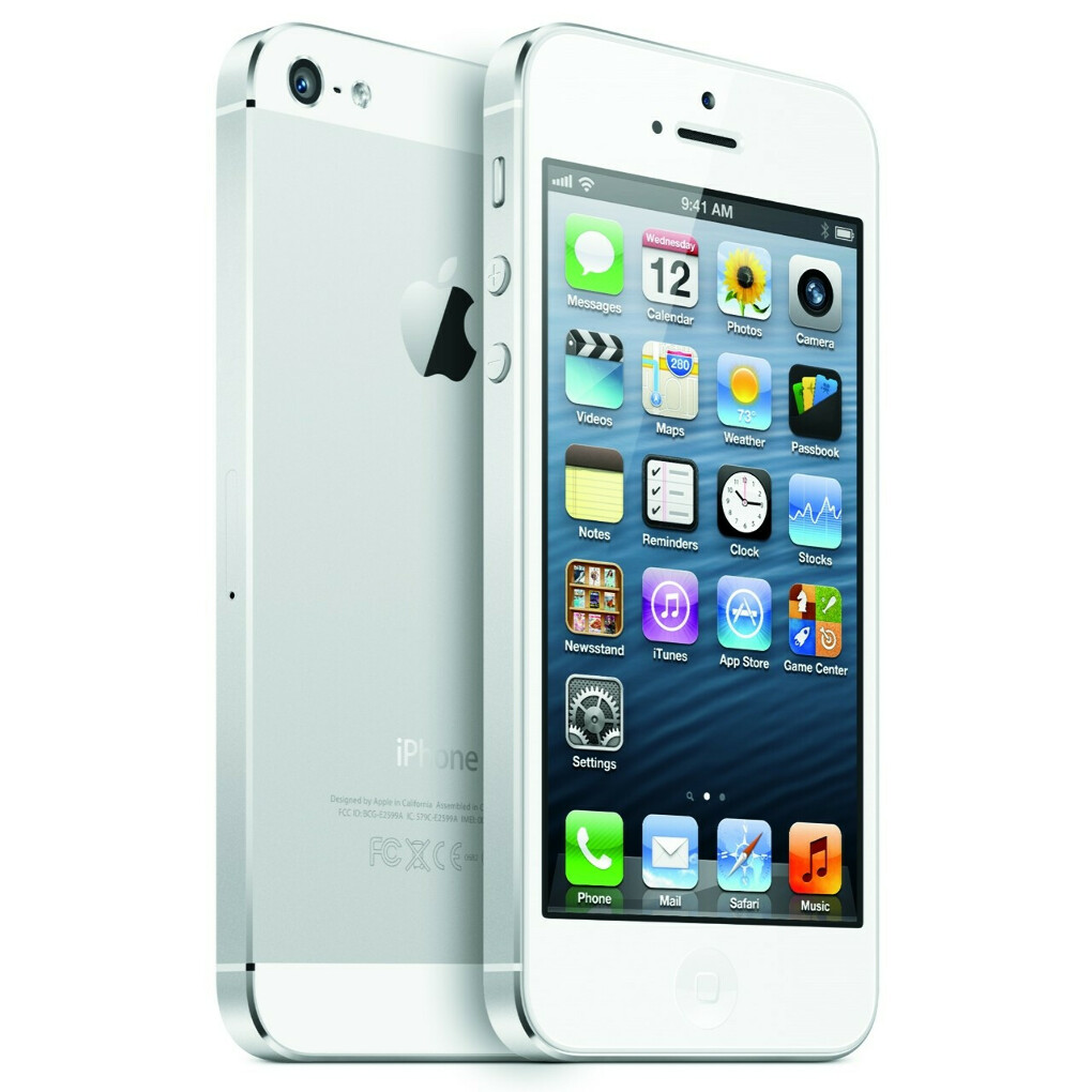 Iphone 5S White <3