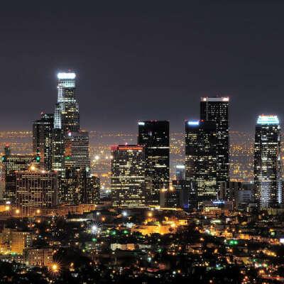 Побывать в Лос-Анджелесе