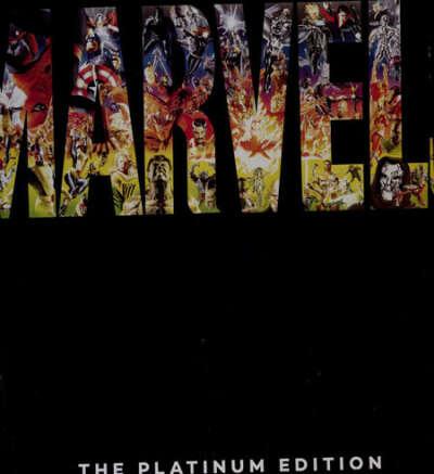 Marvels Platinum Edition Slipcase HC