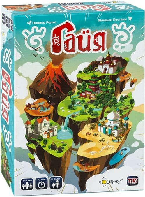 Эврикус Игра настольная Гайя — купить в интернет-магазине OZON с быстрой доставкой