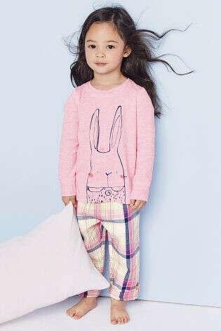 Пижама с умилительной картинкой