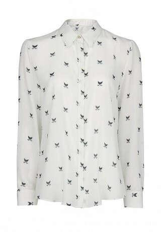 Блуза Mango MA002EWKG902 купить за 1 499 руб. в интернет магазине LAMODA с доставкой по России