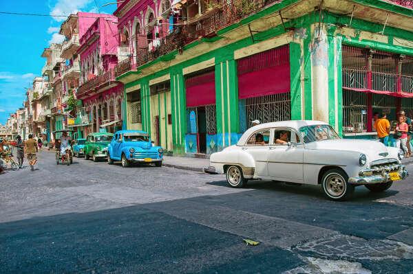 Поехать на Кубу
