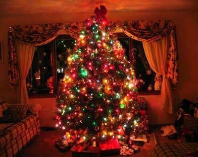 Новогоднюю елку