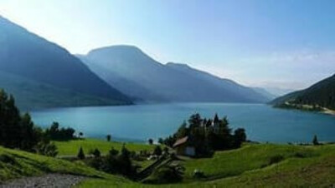 отдохнуть на озере