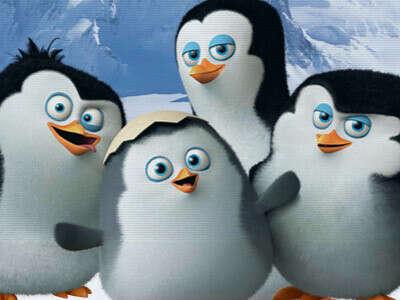 """посмотреть """"Пингвины Мадагаскара"""""""