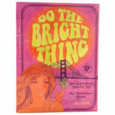 BENEFIT НАБОР ДЛЯ МАКИЯЖА DO THE BRIGHT THING