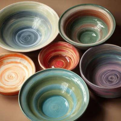 Курс на 6 занятий в гончарной школе Terracotta Ceramics