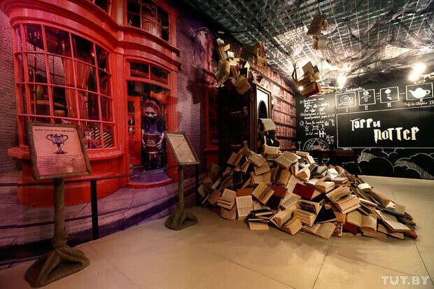 В тайную комнату Гарри Поттера