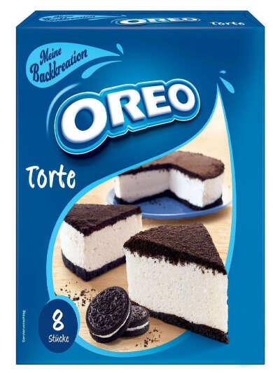 Орео Торт (смесь для приготовления) 215 гр. (Швейцария), OREO Swiss