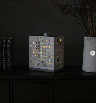 светильник многоэтажка