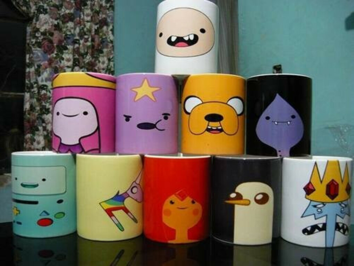 Хочу такие чашки!