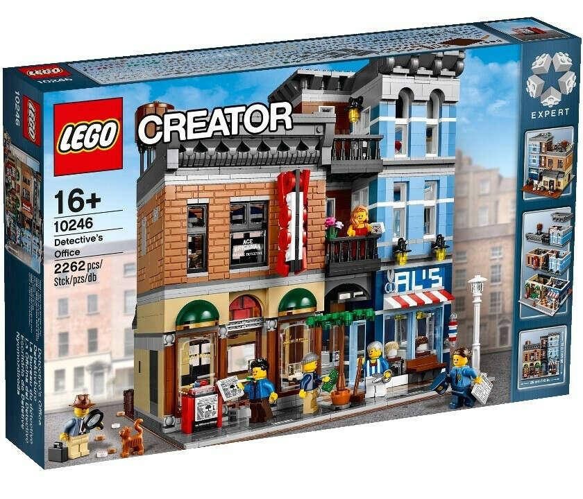 """Конструктор Lego Creator 10246 """"Детективное агентство"""""""