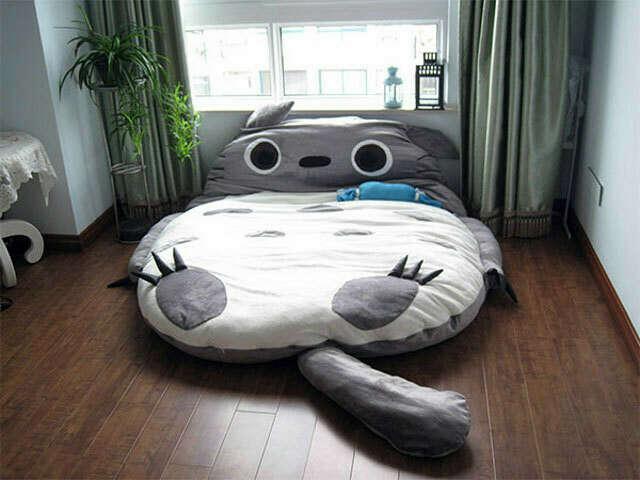 Кровать с Тоторо