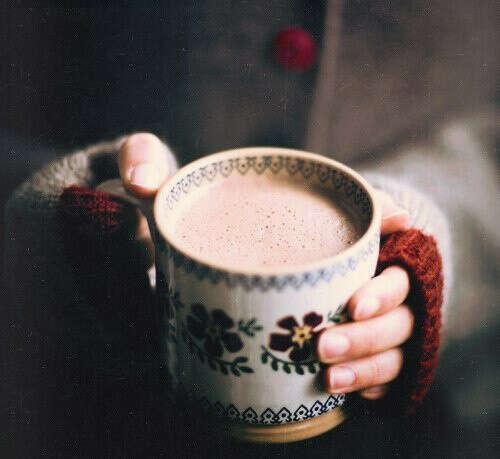 Горячее какао