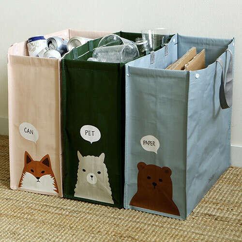 Купить Набор сумок 'Versatile Tarpaulin Bag Set' в магазине ChickenArt