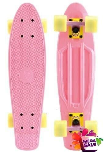 """Скейтборд/скейт пенни борд (Penny Board) пенни Pastels Siries """"Пастельные оттенки"""" : 5 цветов"""