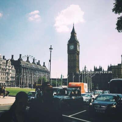 Хочу поехать в Лондон