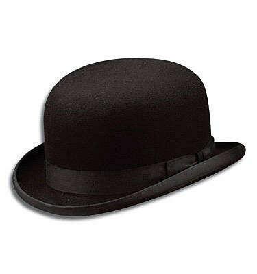 Шляпка-котелок