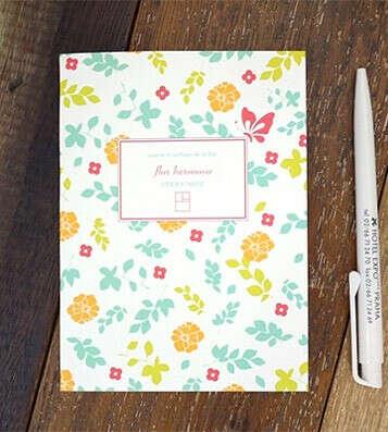 Блок для записей Flor Sticky - Mint