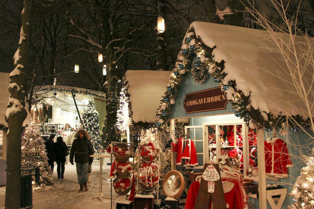 Поехать в Данию на Рождество