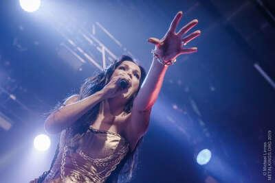 на концерт Tarja Turunen