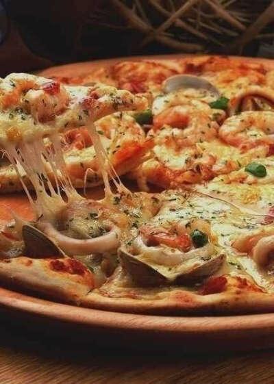 Приготовить пиццу