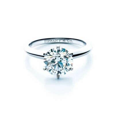Кольцо от Tiffany & Co.