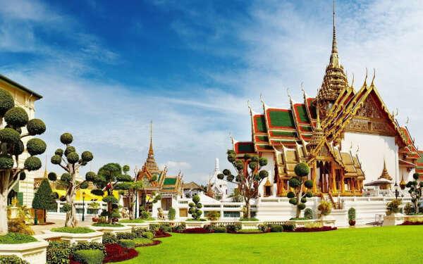 Увидеть Таиланд и Камбоджу
