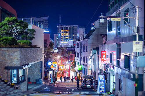 Съездить в Сеул, Южная Корея