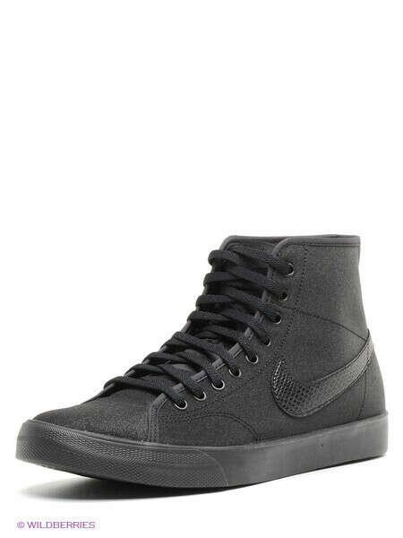 Кеды WMNS PRIMO COURT MID LTR, Nike