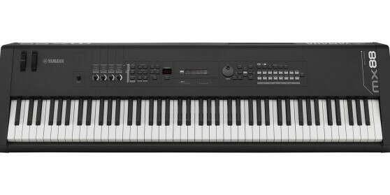 Синтезатор YAMAHA MX88 BK