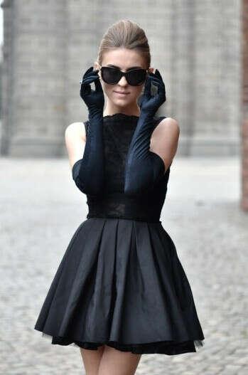 хочу платье от коко шанель